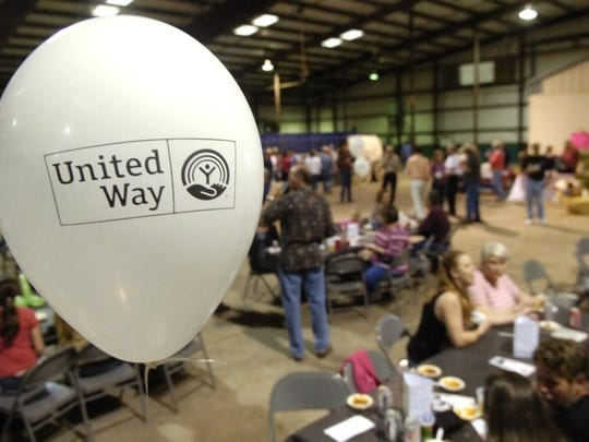 Times Record News file -  Test your palate at the United Way Chili Cook-Off. Teams will be stewing over their entries while throwing together a batch of their best chili.
