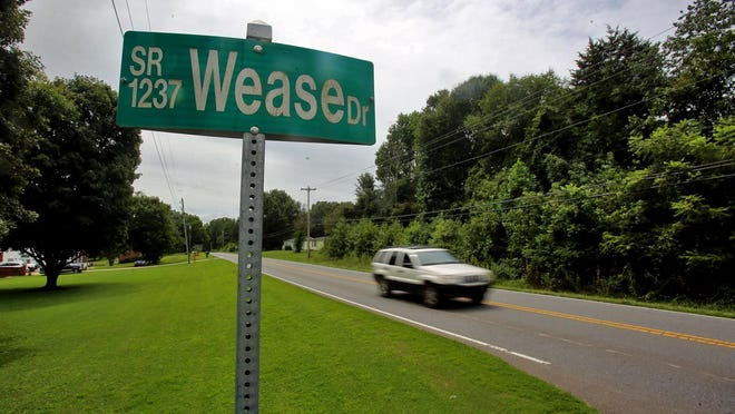 A zoning change could bring several group homes to Wease Drive.