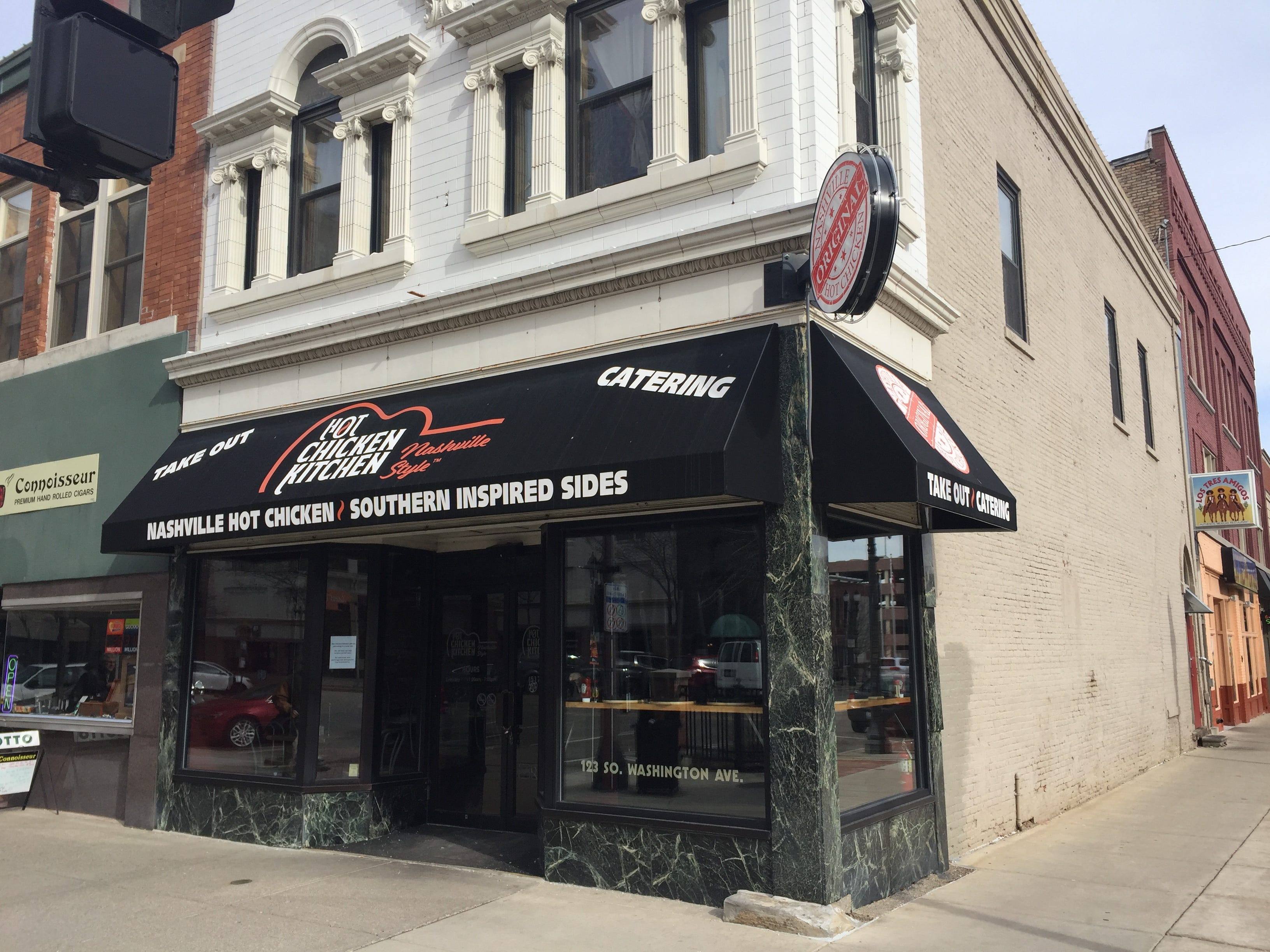 Hot Chicken Kitchen Closes In Downtown Lansing