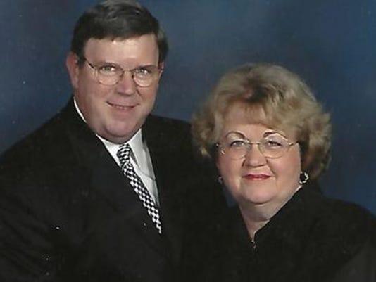 Anniversaries: Rev. Steve Ward & Linda Ward