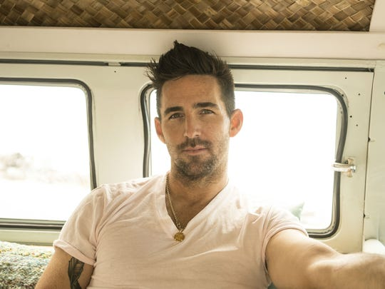 Country singer Jake Owen, who continues to tour promoting
