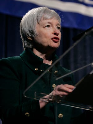 President Obama is set to nominate Janet  Yellen to lead the Federal Reserve.