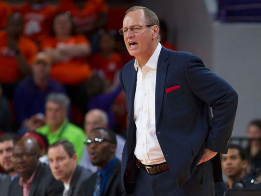 NCAA Basketball: Louisiana-Lafayette at Clemson