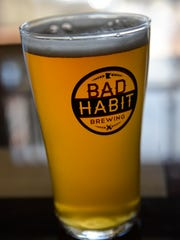 Bad Habit Brewing Co. in St. Joseph is celebrating its first anniversary.