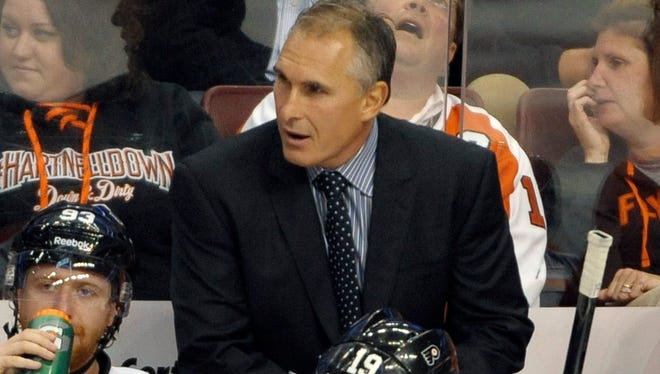 Philadelphia coach Craig Berube knows the difference between a good penalty and a bad one, and he thinks the Flyers need to be more disciplined.