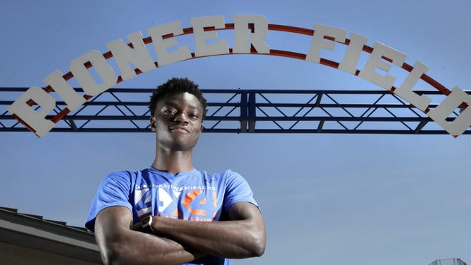 Olentangy Orange track standout Jaeschel Acheampong will attend Harvard and pursue pre-medicine along with his athletic endeavors.