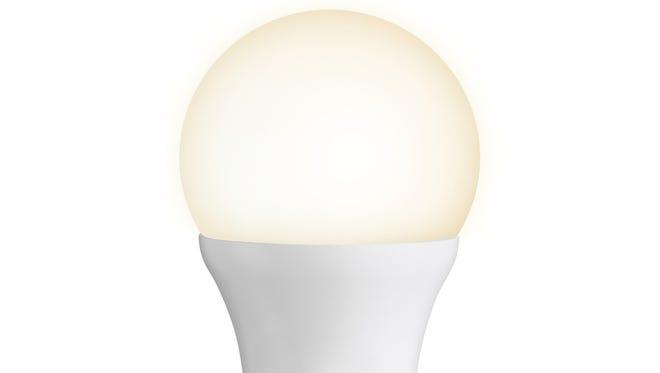 LED bulb.