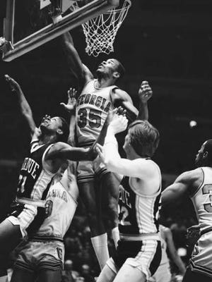 Terry Fair, who helped Georgia to its only NCAA Final Four appearance in 1983, died Thursday in Macon.