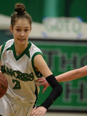 Katie Johnson and a balanced Thousand Oaks team hope to cap their memorable CIF-SS postseason run with a title Saturday.