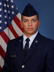 U.S. Air Force Airman Alex N. Goodwin