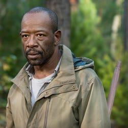 Lennie James plays  Morgan Jones in AMC's  'The Walking Dead.'
