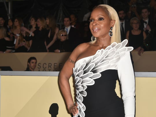 Mary J. Blige is set to bring down the house at the