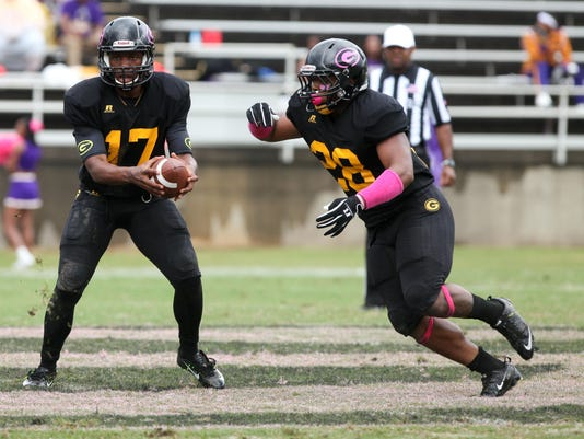 Grambling vs. Alcorn State 10/11/14