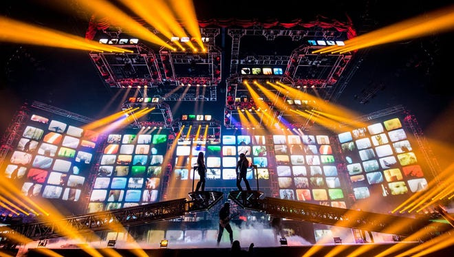 Trans-Siberian Orchestra is a touring juggernaut. In 2009, Billboard named the progressive rock band one of the Top Touring Artists of the Decade.