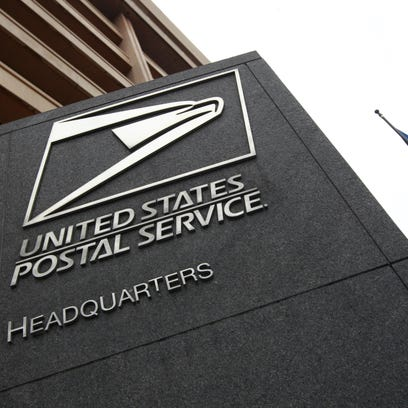 The United States Postal Service headquarters in Washington,