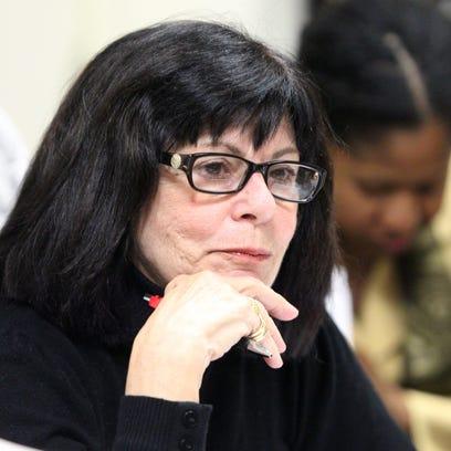 Mount Vernon Councilwoman Roberta Apuzzo during a City