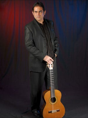 Guitarist Gerardo Perez Capdevila  plays from 6 to 10 p.m. Fridays at Wendell's at Inn of the Mountain Gods.