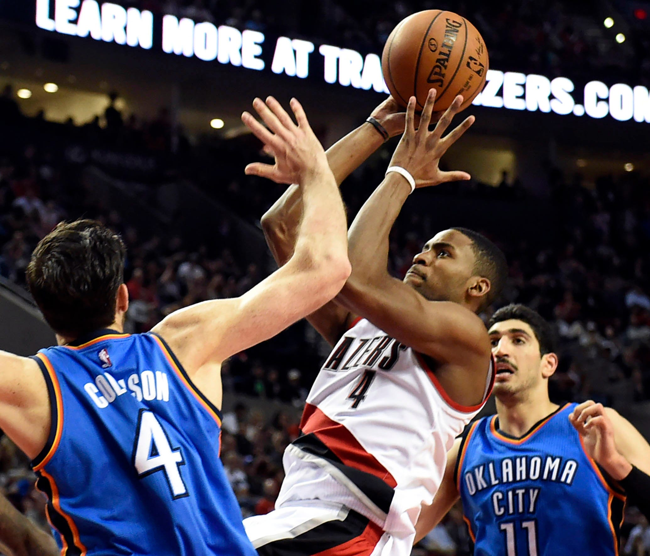 Portland Blazers Players: Trail Blazers Hold Off Thunder, Clinch Playoff Berth