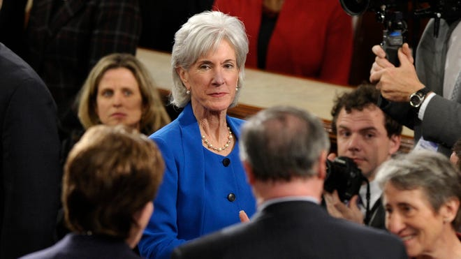 """Information like lab results can empower patients to track their health progress, make decisions with their health care professionals and adhere to important treatment plans,"" Health and Human Services Secretary Kathleen Sebelius said."