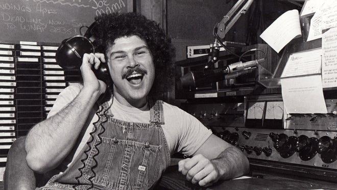 Adam Smasher (Asher Benrubi) in 1979