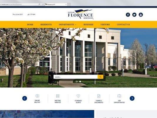 florence website