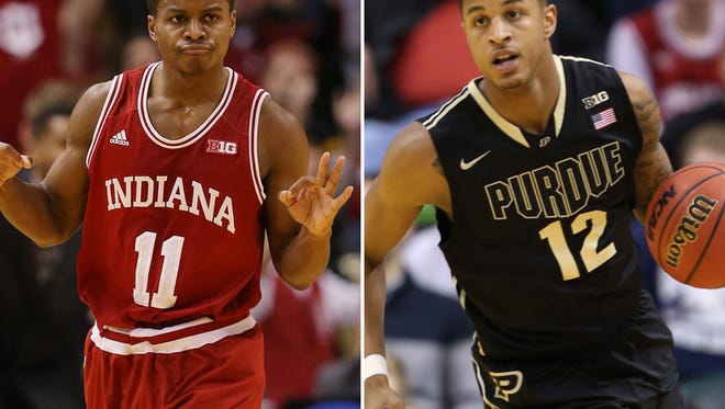 How do IU and Purdue stack up as Big Ten play gets set to begin this week?