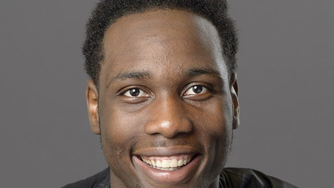 Caleb Swanigan, Purdue freshman and IndyStar Mr. Basketball from Homestead.