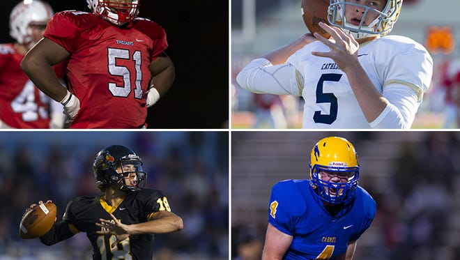 Kyle Neddenriep looks at how the area's top players ended up at their college decisions.