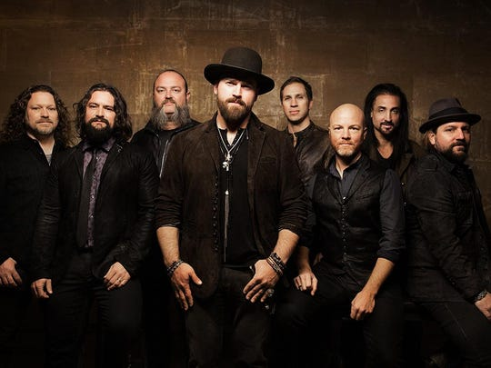 The country-rockin' Zac Brown Band returns to help the Florida State University Homecoming Warchant concert get off to a loud start for Homecoming Week at 7 p.m. Thursday Nov. 12 in the Civic Center.