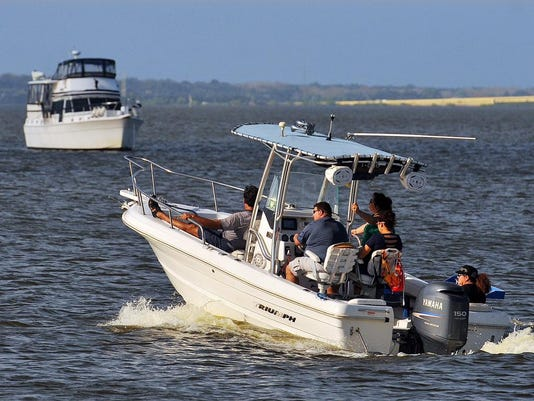 BOATERS INDIAN RIVER