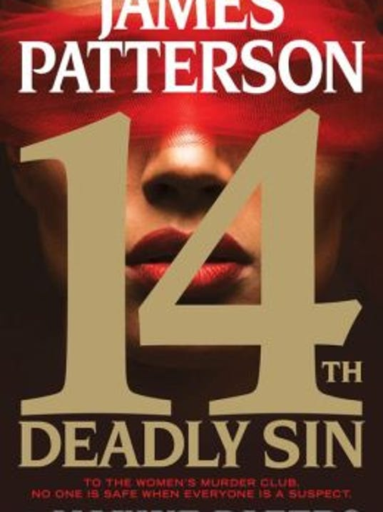 14th Deadly Sin by James Patterson and Maxine Paetro
