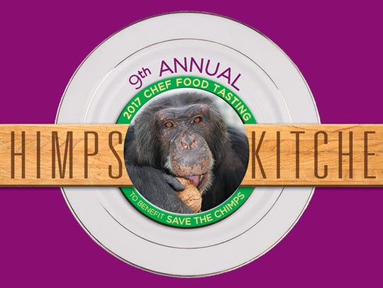 Fundraiser Nov. 2 will benefit Save the Chimps sanctuary.