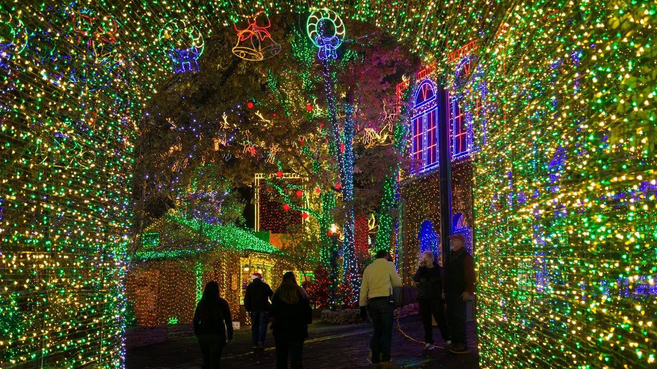 Over the past 20 years, the folks at Silver Dollar City have become masters at the art of reinvention, particularly at Christmas.