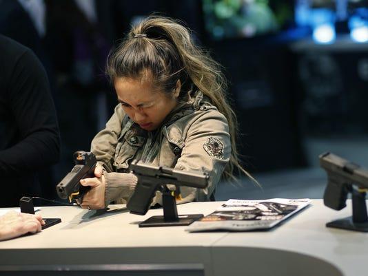 Gun Show Las Vegas_Sloa