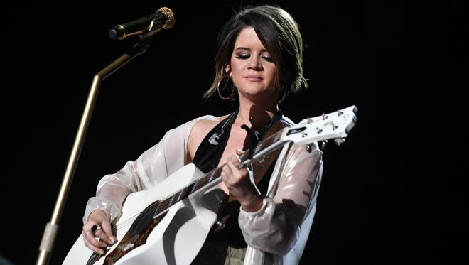 Maren Morris is one of the many artists who've spoken out in support of the Music Modernization Act.