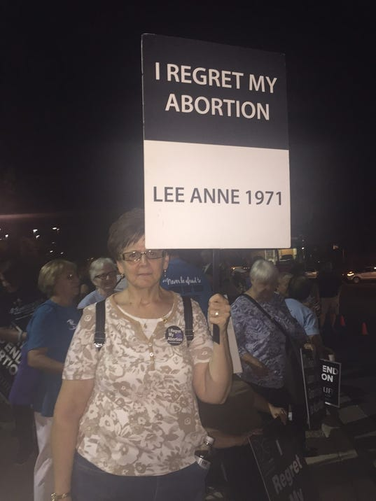40 Days for Life anti-abortion bus tour holds vigil in Phoenix