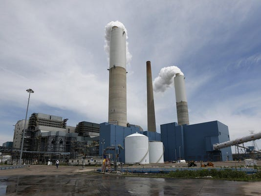 Inside the DTE Energy Inc. Coal-Fired Power Plant