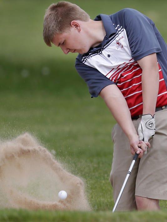 LEAD Freedom golf