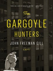 """The Gargoyle Hunters"" is, at heart, a father-and-son"