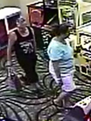 Pair connected with theft of eight arcade machines in Ocean City.
