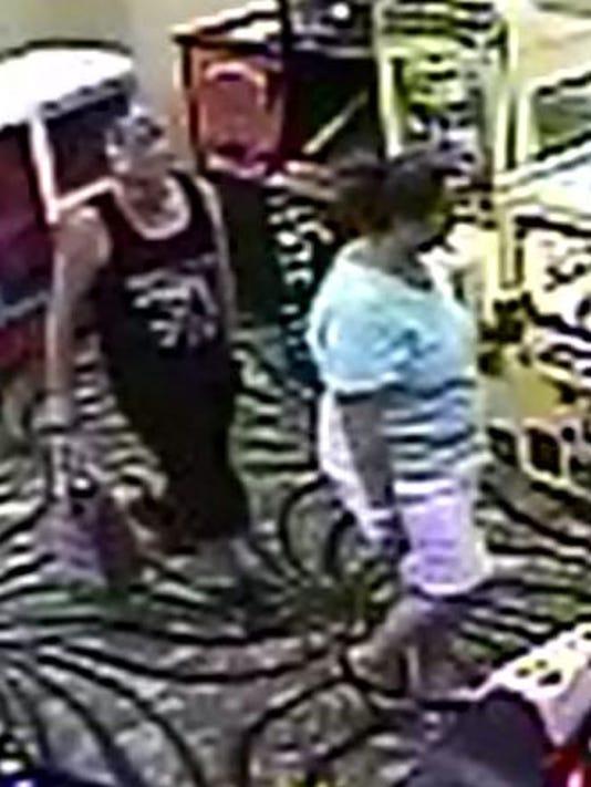 Arcade thieves