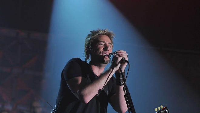 Nickelback has canceled it's North American tour because Chad Kroeger will undergo surgery. In this file photo, Kroeger performs at the 2013 Songwriters Hall of Fame 44th Annual Induction and Awards Dinner in New York City.