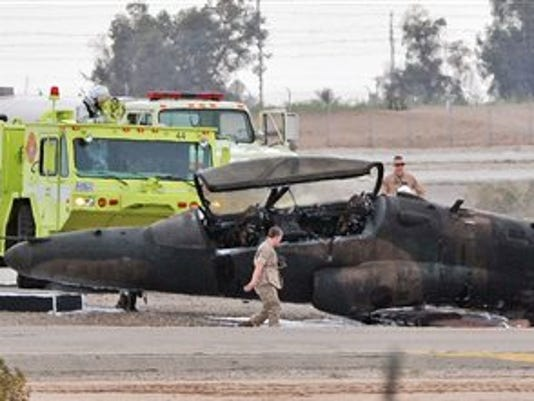 Yuma Plane Crash
