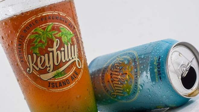 Keybilly Island Ale – a craft beer brewed with authentic, world-renowned Key lime juice. Keybilly Island Ale is the first beer in Brew Hub's Craft Collection, a series of distinct craft beers the company plans to brew.
