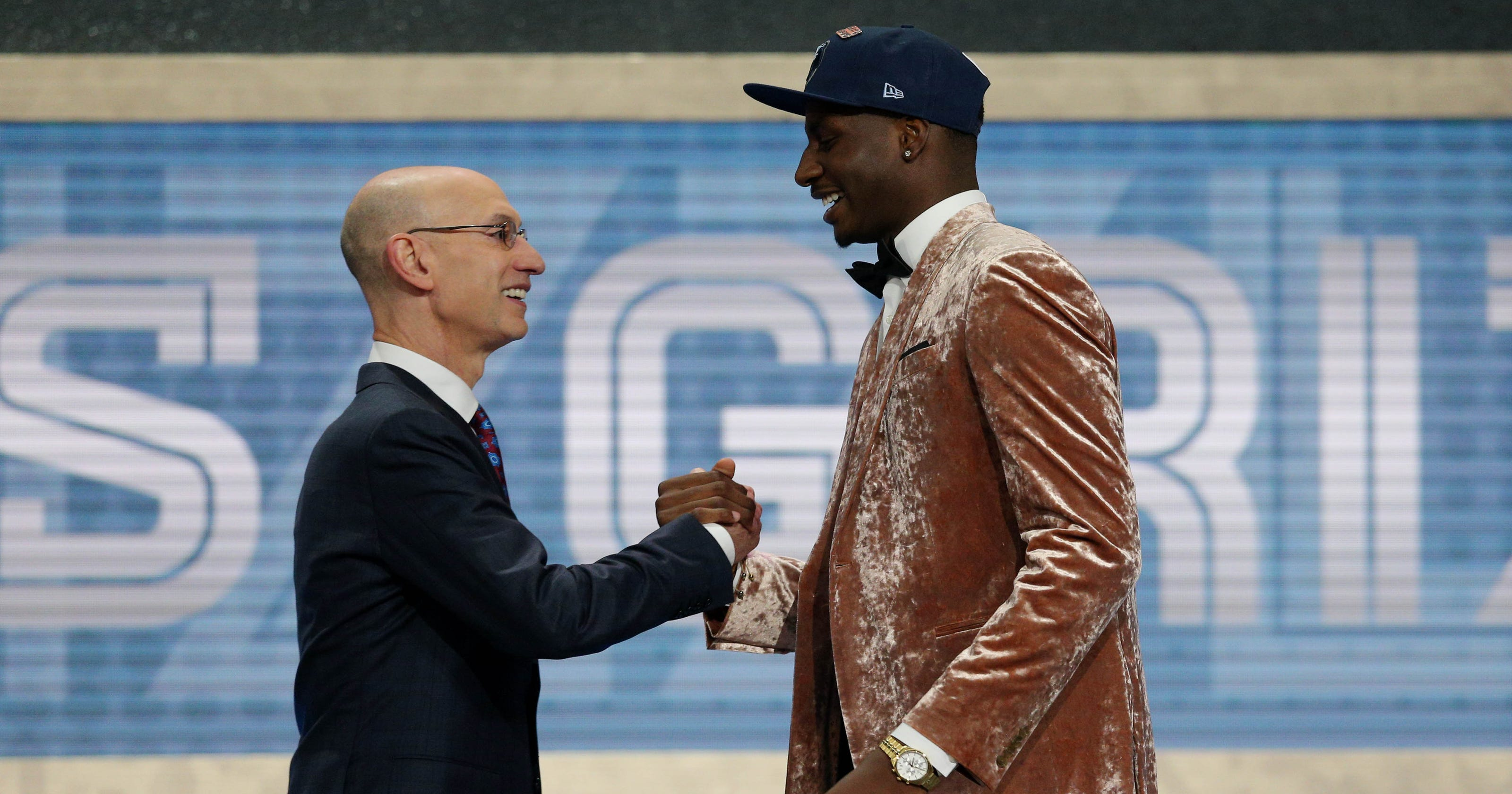 93ad0b4102486 Couch  3 quick NBA Draft takes on Jaren Jackson Jr. (Grizzlies)