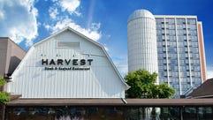 The Harvest Restaurant at the Pheasant Run Resort in