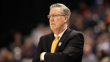 Iowa coach Fran McCaffery said he feels good about his offense, in part because of point guard Mike Gesell.