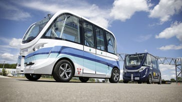 Mcity to launch driverless shuttle service at University of Michigan