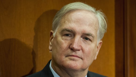Sen. Luther Strange, R-Ala., called this week's announcement