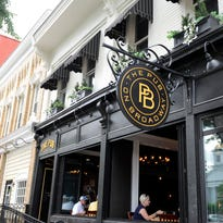 The newly renovated and reopened The Pub on Broadway in Granville.